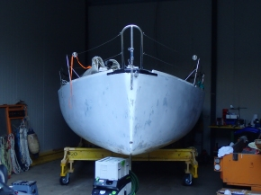 front hull