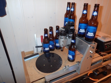 Mission accomplished. Beer gave a big help in the process