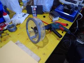 Circle sawing tool